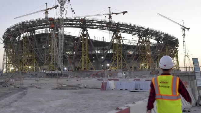 Die Vergabe der WM 2022 nach Katar ist äußerst umstritten