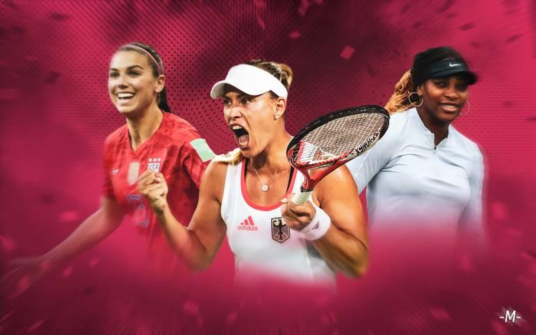 """Das """"Forbes""""-Magazin hat die Rangliste der Top-Verdienerinnen im Sport veröffentlicht, nachdem zuvor bereits im Juni das geschlechterübergreifende Ranking herausgegeben wurde. Mit Serena Williams schafft aber nur eine Frau den Sprung in die Top 100 aller Top-Verdiener. SPORT1 zeigt die Top 15 der Top-Verdienerinnen im Sport im Zeitraum von 1. Juni 2018 bis 1. Juni 2019"""