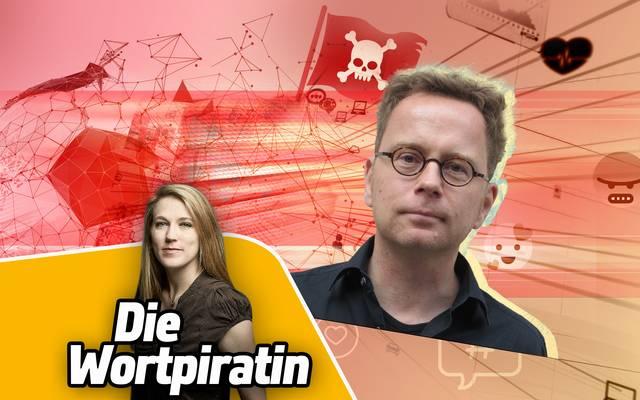Mara Pfeiffer (v.) sprach mit Alex Feuerherdt, einem der Gründer von Collinas Erben