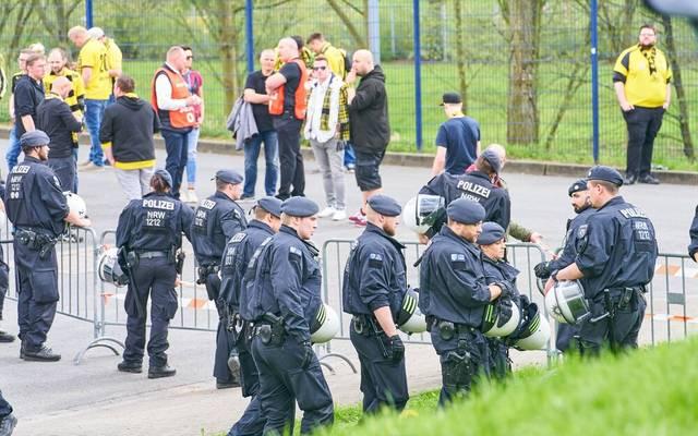 Die Polizei in NRW soll die Sicherheit aller Fans gewährleisten