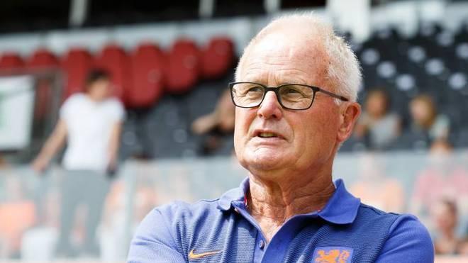 Foppe de Haan arbeitete unter anderem bei der niederländischen Nationalmannschaft und beim SC Heerenveen