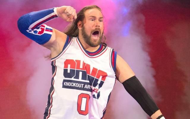 Kassius Ohno (Chris Hero) muss WWE verlassen