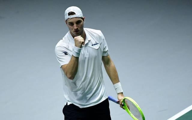 Jan-Lennard Struff führt das deutsche Davis-Cup-Team an