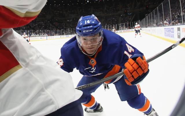 Tom Kühnhackl kassiert mit den Islanders eine Niederlage