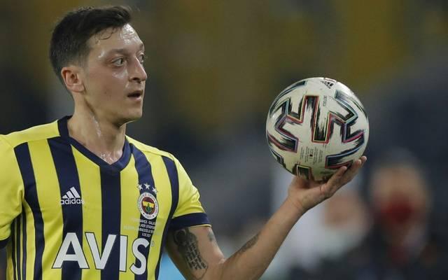 Comeback nach Verletzung: Mesut Özil