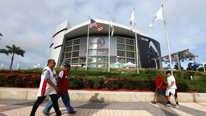 Wird die Arena in Miami bald nach einer Pornowebsite benannt?
