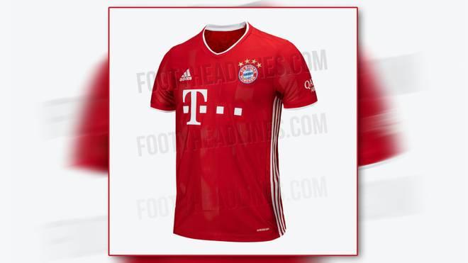 Ist das das neue Bayern-Trikot?