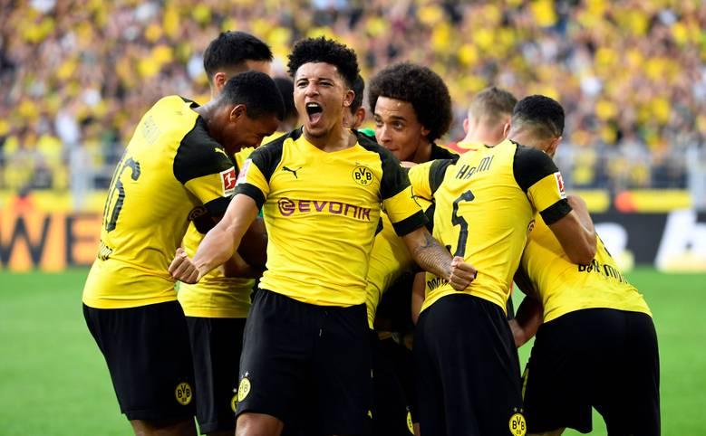 Nach sieben Spieltagen ist Borussia Dortmund ungeschlagener Tabellenführer der Bundesliga - der Neuanfang unter Trainer Lucien Favre funktioniert. In einer Hinsicht ist der BVB bislang sogar europaweit spitze