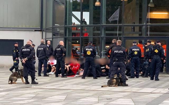 Fans von Aalborg sorgten für einen Eklat