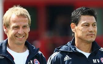 Martin Vasquez wird Klinsmanns Co-Trainer. Der 44-Jährige spielte sowohl für die mexikanische, als auch für die amerikanische Nationalmannschaft und war vor seinem Engagement in München Assistenzcoach vom Club Deportivo Chivas USA