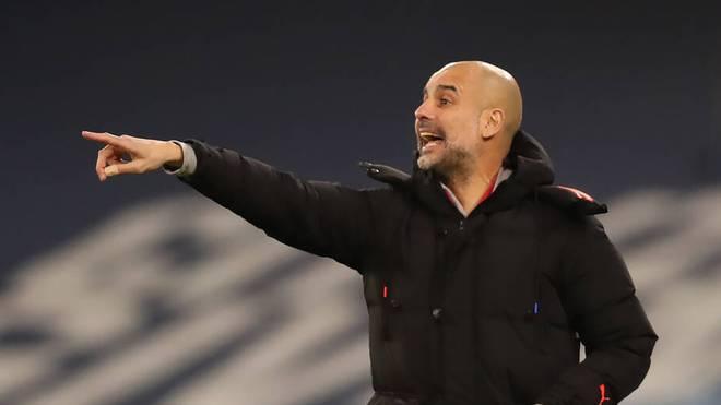Pep Guardiola eilt mit City von Sieg zu Sieg