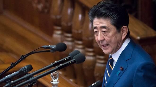 Shinzo Abe will das Olympische Turnier offenbar um ein ganzes Jahr verschieben