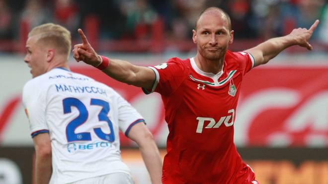 Benedikt Höwedes spielte mit Lok Moskau in dieser Saison in der Champions League