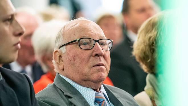 Uwe Seeler ist seit Donnerstag 84 Jahre alt
