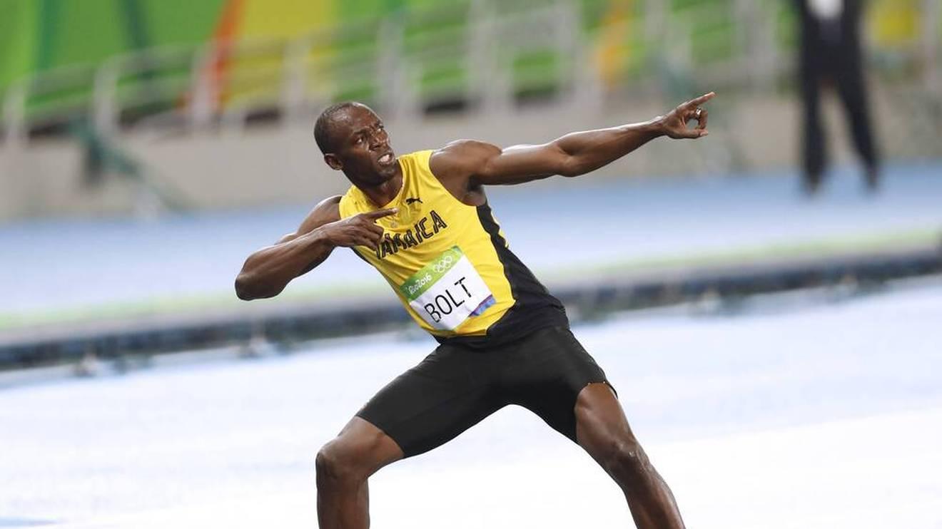 Usain Bolt war über Jahre hinweg der Superstar der Leichtathletik