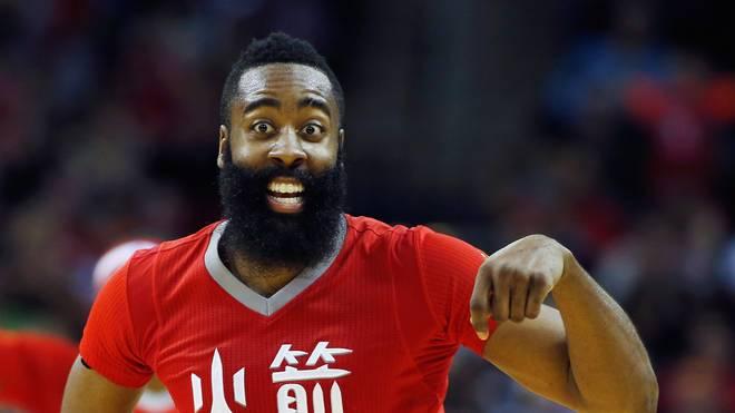 James Harden will mit den Houston Rockets in die Playoffs