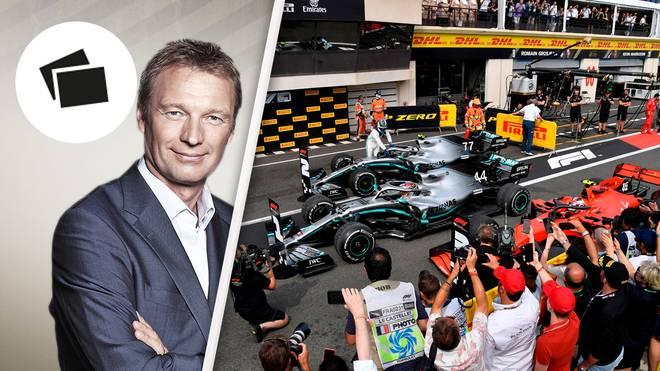 Die Dominanz von Mercedes über Ferrari ist für Peter Kohl bei weitem nicht das einzige Problem der Formel 1