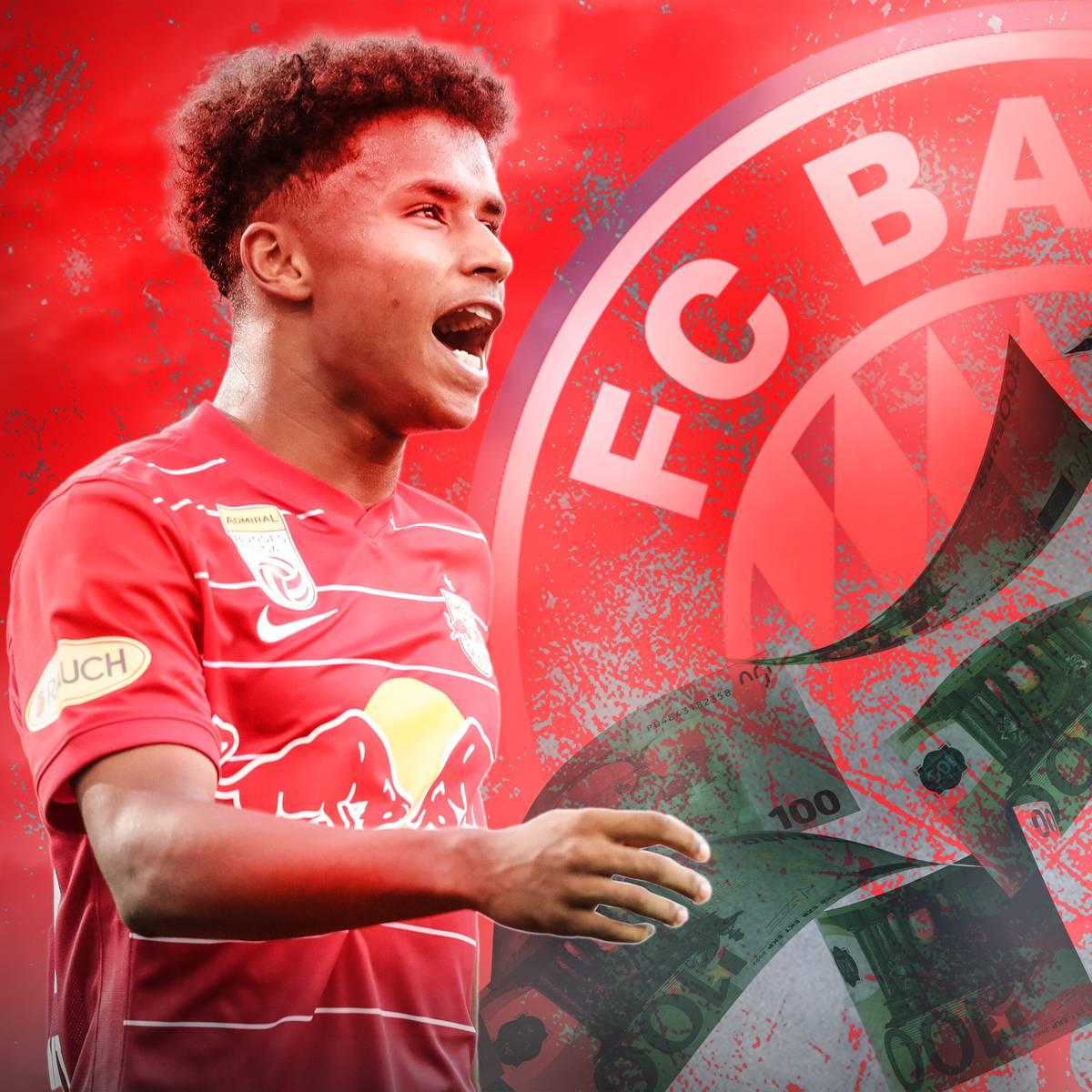 """Adeyemi zu Bayern? """"Bundesliga nur Zwischenstation"""""""