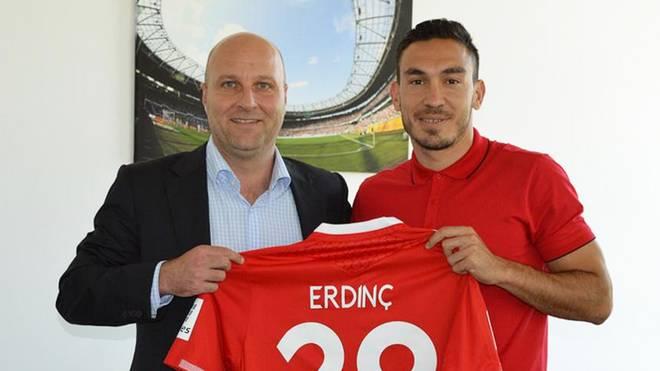 Mevlüt Erdinc von Hannover 96