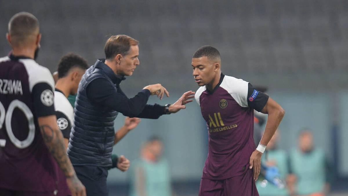 Mbappé verletzt? Tuchel gibt Update zu müdem Superstar