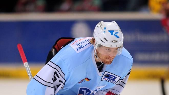Thomas Pielmeier spielte von 2008 bis 2010 für die Hamburg Freezers
