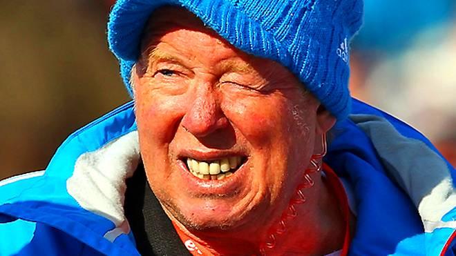 Wolfgang Pichler war von 2011 bis 2013 russischer Biathlon-Trainer
