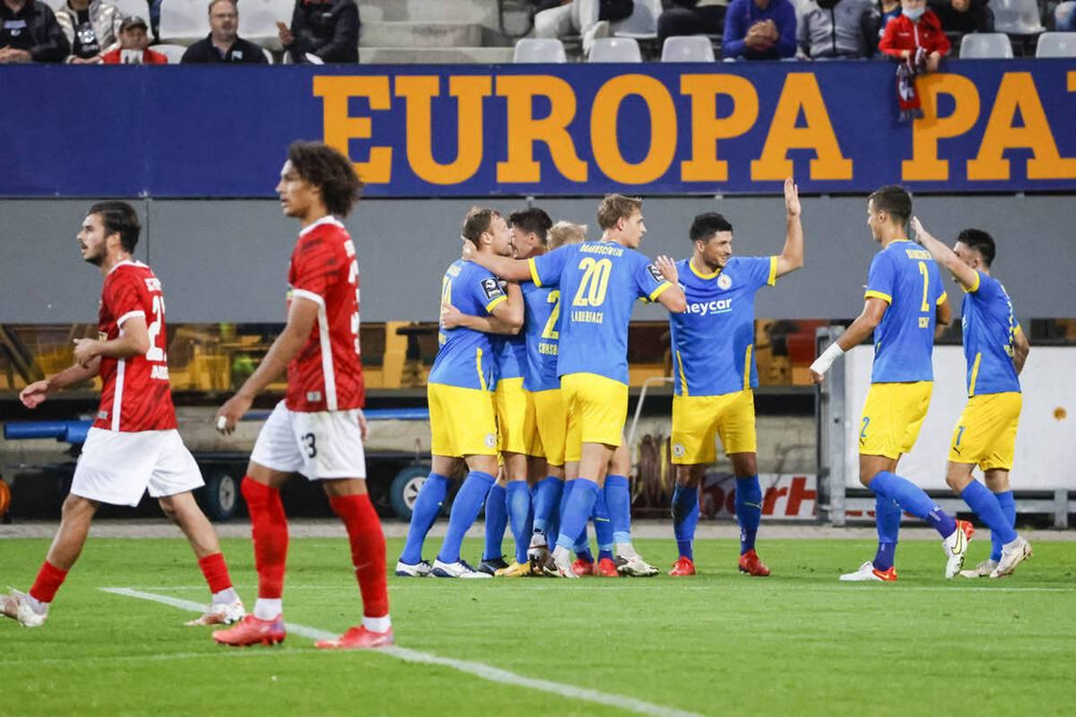 Eintracht Braunschweig beendet in der 3. Liga eine Durststrecke von drei sieglosen Spielen. Der Absteiger stellt den Kontakt zu den Aufstiegsrängen her.