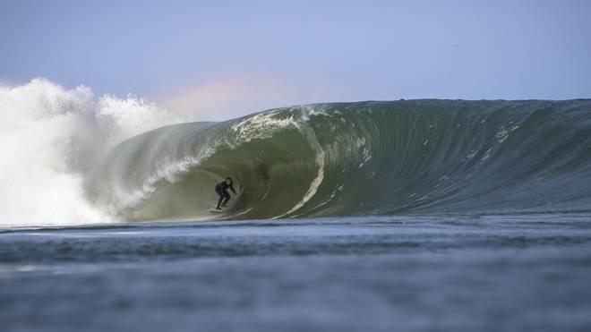 Skeleton Bay Namibia: eine Welle für Jedermann?