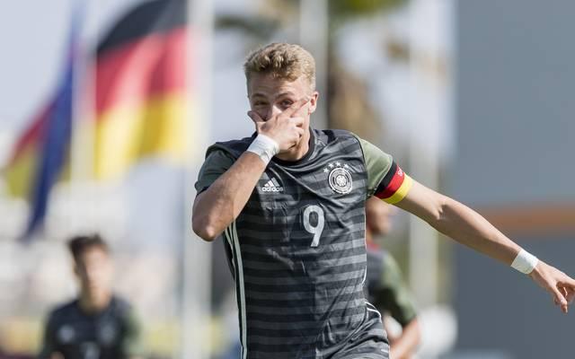 Jann-Fiete Arp hat Deutschland ins Achtelfinale der WM geführt
