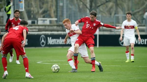 Halbfinale um Deutsche U17-Meisterschaft: Die Talente des FC Bayern mit Rhein, Günther, Tillman