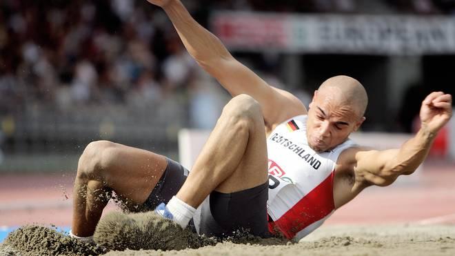 Charles Friedek wurde vom Verband 2008 nicht für Olympia nominiert