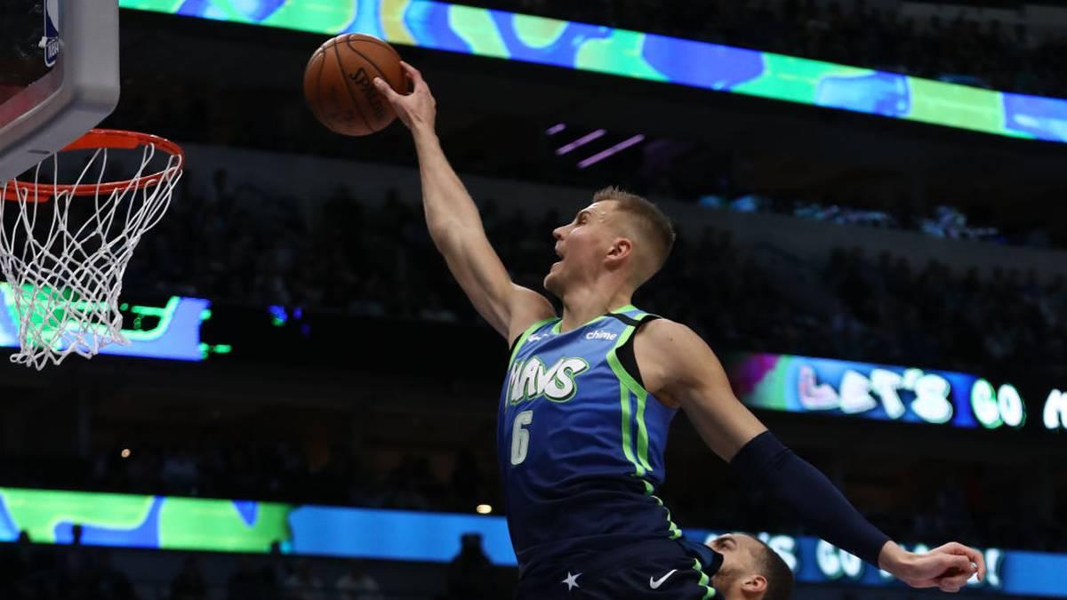 Überragender Mavs-Star stellt NBA-Rekord ein
