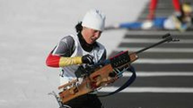 Beim European Youth Olympic Festival geht Laura Dahlmeiers Stern auf
