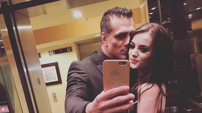 Alberto El Patron und Paige waren bsi 2017 verlobt