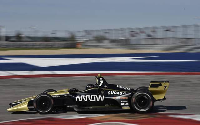 Den Circuit of the Americas kennt IndyCar-Neuling Marcus Ericsson aus der Formel 1