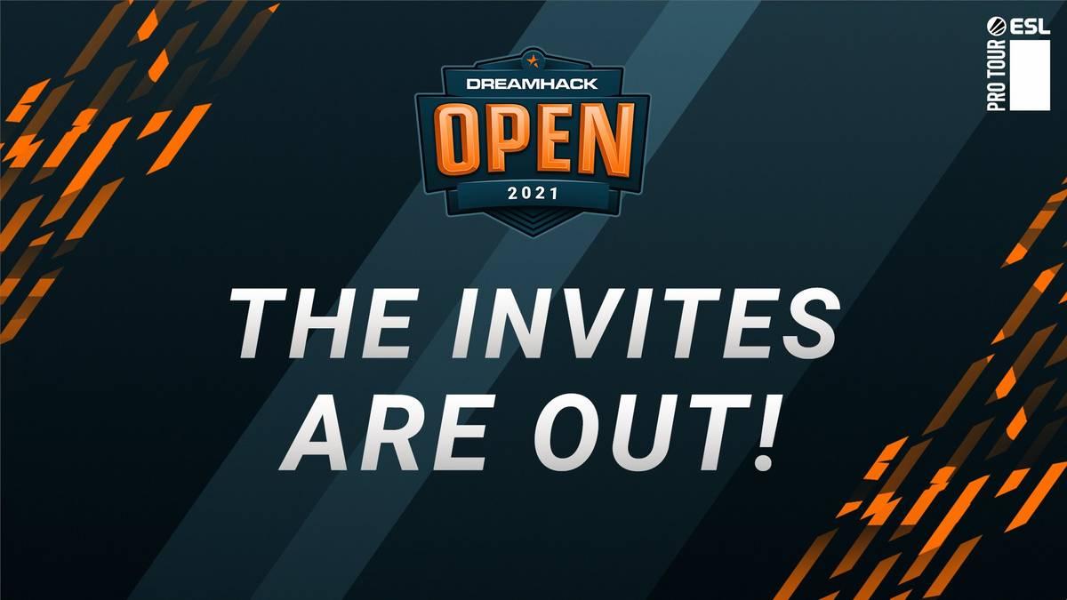 Die erste DreamHack Open 2021 findet nur online statt.