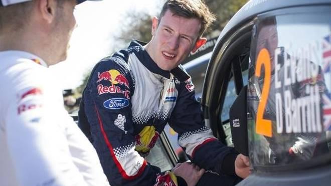 Elfyn Evans muss bei der Rallye Korsika auf Daniel Barritt verzichten