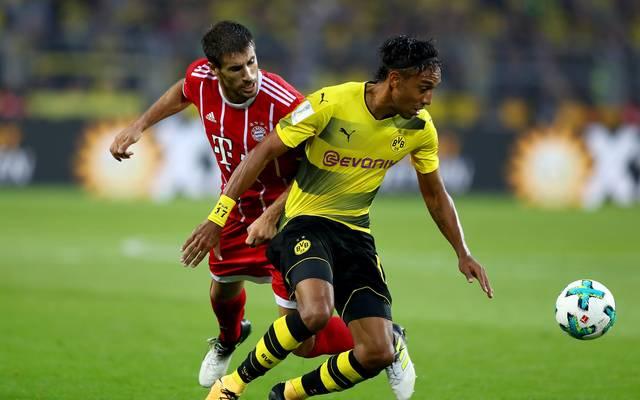 Der FC Bayern empfängt im Achtelfinale des DFB-Pokals Borussia Dortmund