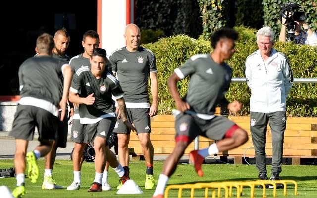 Jupp Heynckes fährt mit den Bayern-Spielern zu einem Kurztrainingslager nach Katar