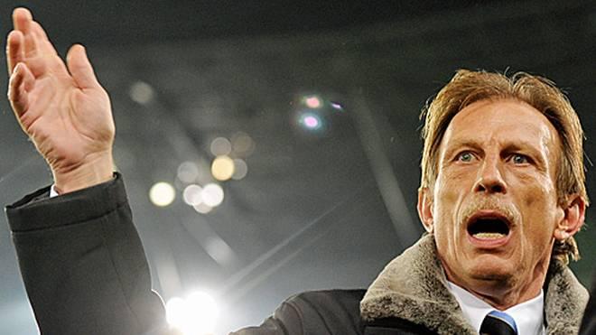 Christoph Daum scheiterte mit Rumänien an der Qualifikation zur WM 2018
