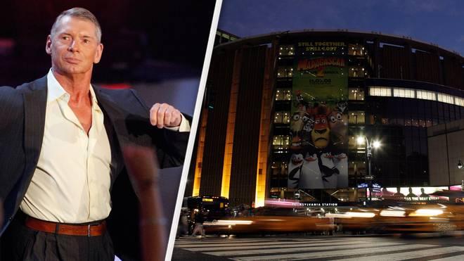 WWE-Boss Vince McMahon ließ eine ROH-Show im Madison Square Garden stoppen