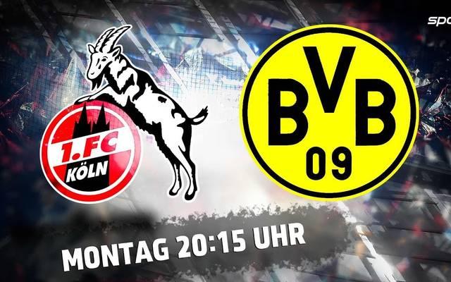 Regionalliga LIVE: 1. FC Köln II - BVB II im TV und Stream bei SPORT1
