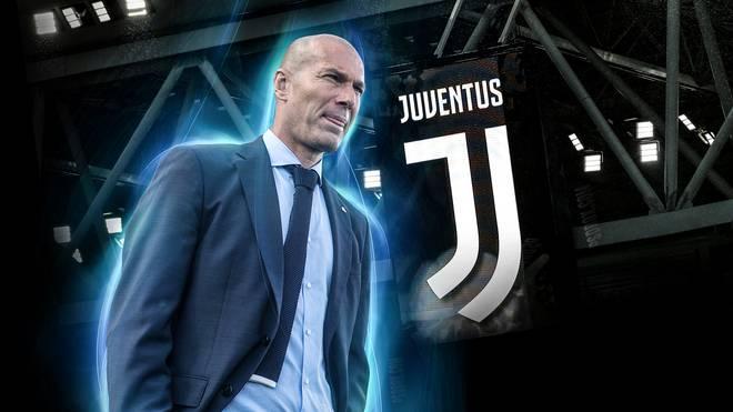 Arbeiten Zinedine Zidane und Cristiano Ronaldo künftig bei Juventus zusammen?
