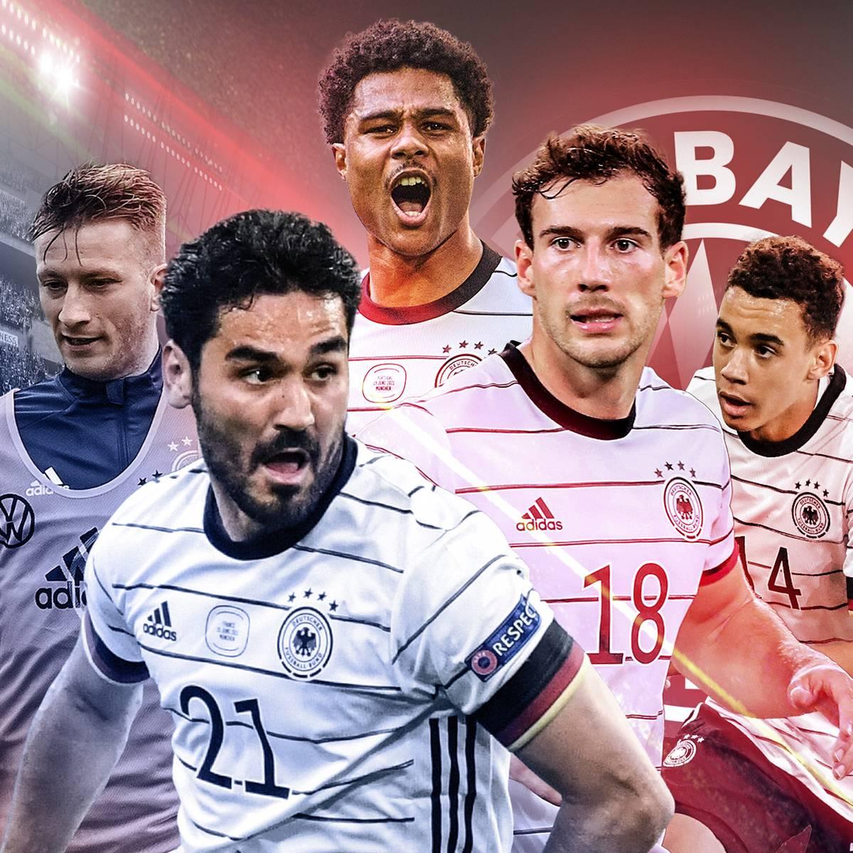 Gündogan und Reus fordern den Bayern-Block