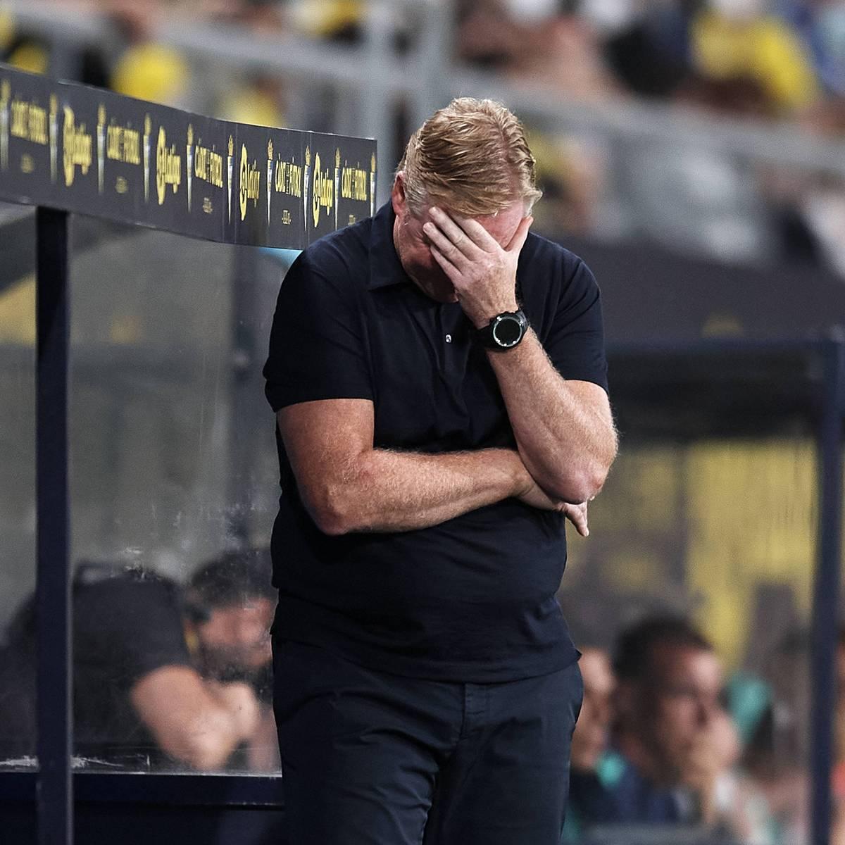 Koeman am Abgrund: Darum steht der Barca-Coach vor dem Aus