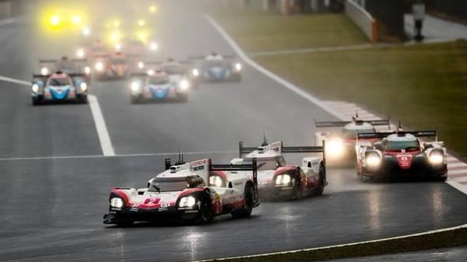Das Rennen in Fuji könnte eine Woche vorgezogen werden