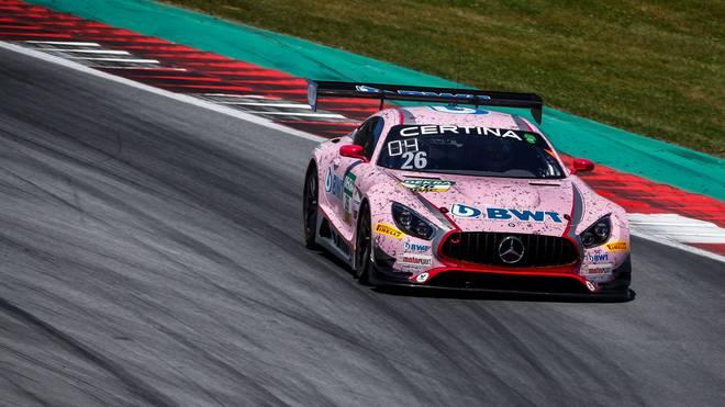 Lucas Auer kehrt in das ADAC GT Masters zurück