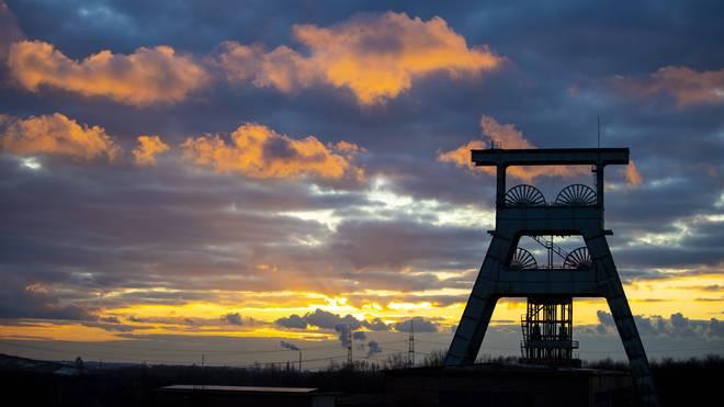 Bislang wird das Bild des Ruhrgebiets noch von Fördertürmen der Steinkohle-Industrie geprägt