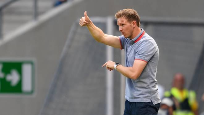 Julian Nagelsmann wird ab Sommer 2019 Trainer bei RB Leipzig