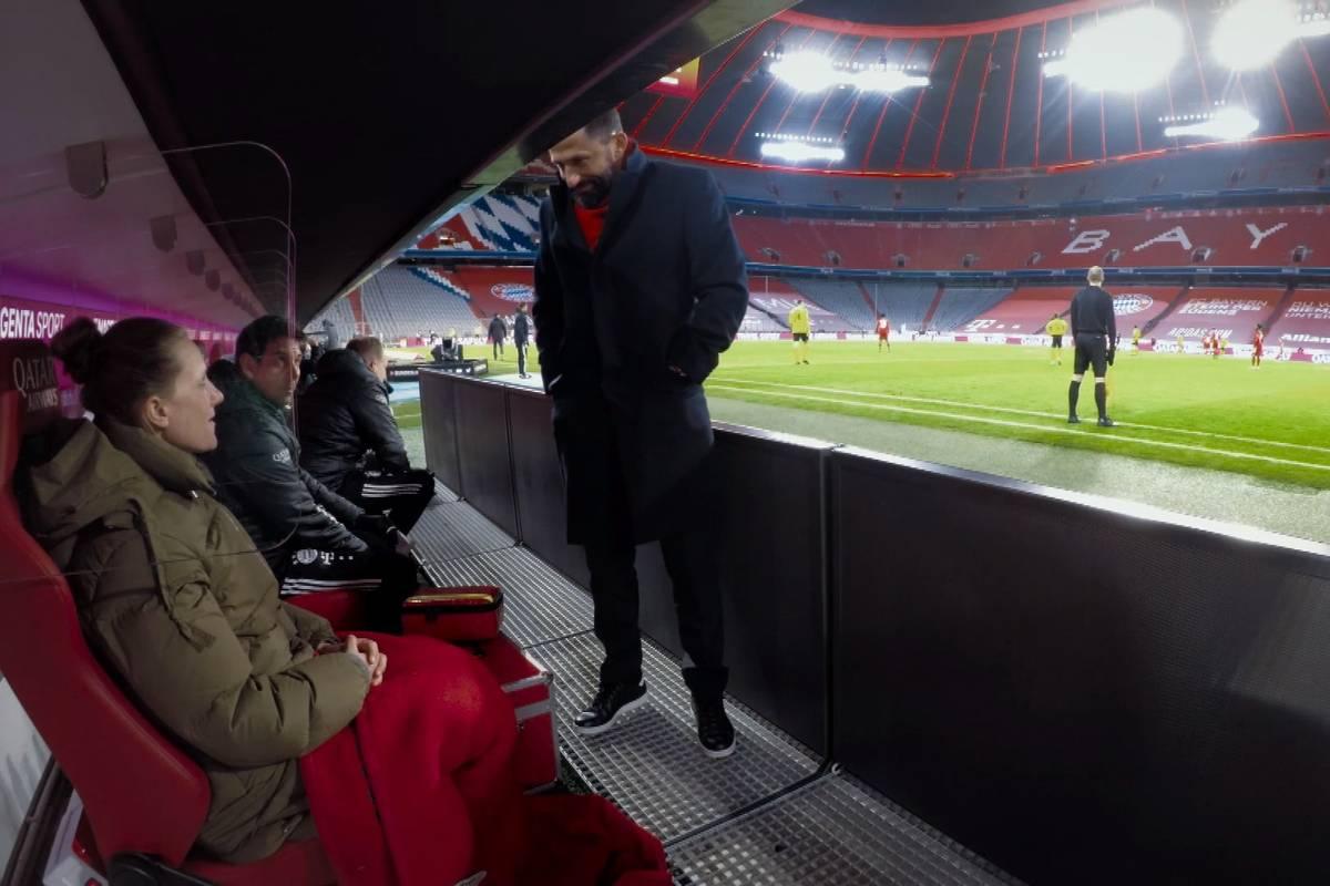"""Salihamidzic schwärmt von Haaland: """"Morgen rufe ich den Berater an!"""""""